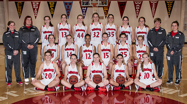2014-15 Wittenberg Women's Basketball