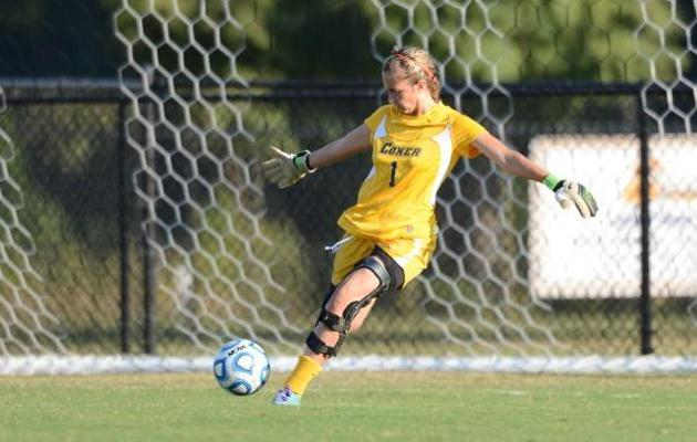 Coker Women's Soccer Opens Season Against UNC Pembroke