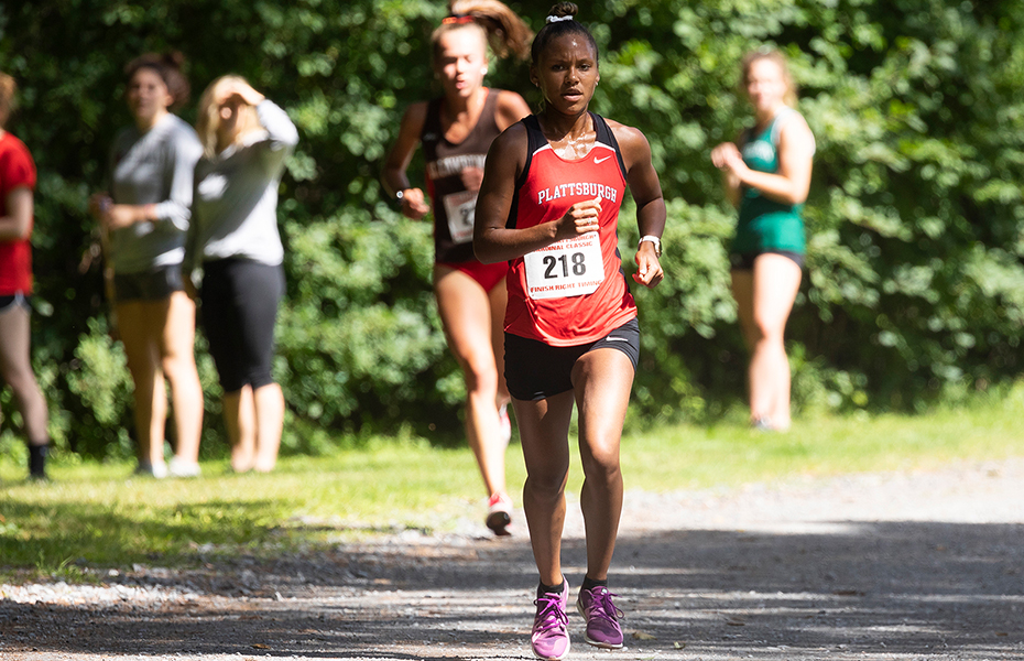 Roberts Named PrestoSports Women's Cross Country Runner of the Week
