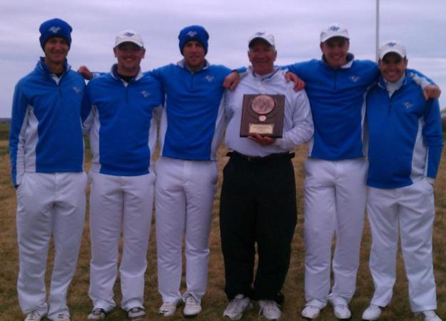 Men's Golf Champions at New Englands