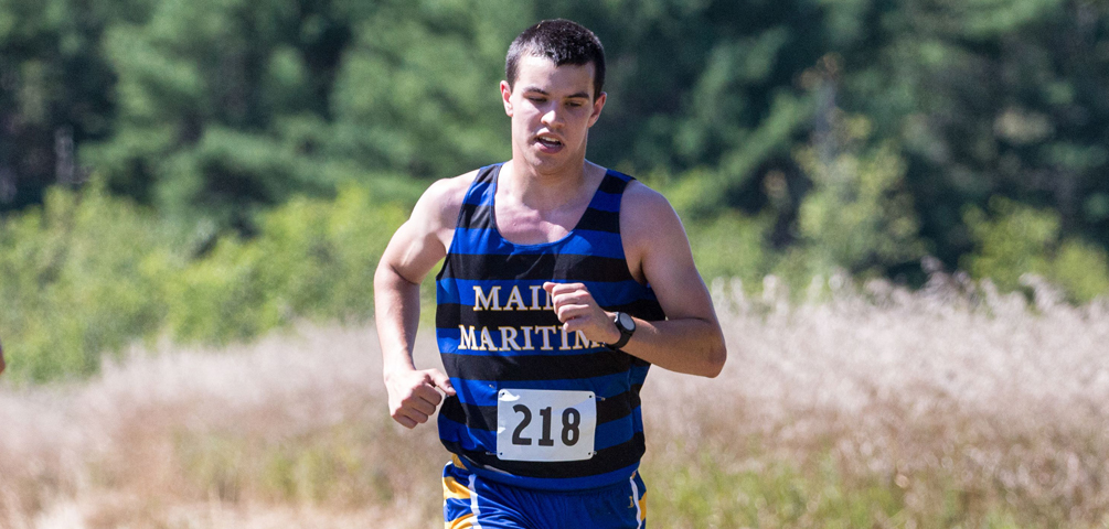 Martin Leads Mariners at Green Mountain Invitational