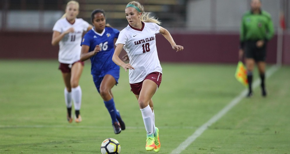 Women's Soccer Falls at No. 12 USC Friday