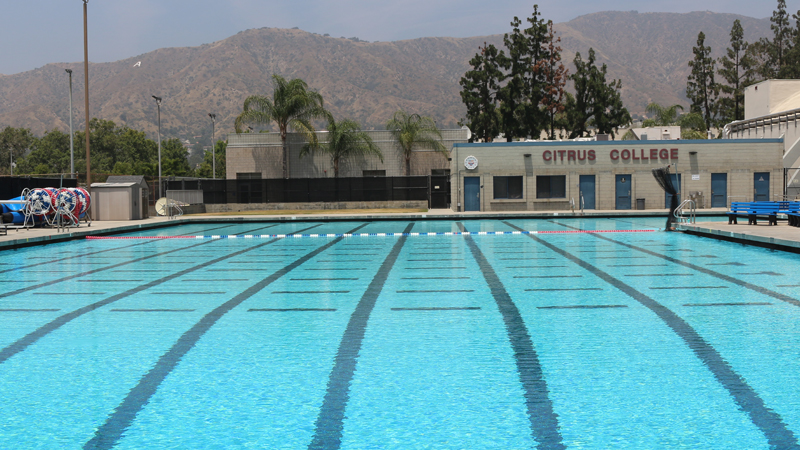 The Citrus College Athletics Department will be fielding a men's swim team for the upcoming 2018 season.
