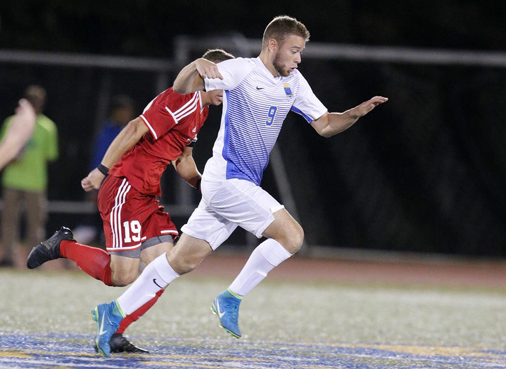 Brasil Nets Two Goals in Lancers' 3-1 Win over Becker