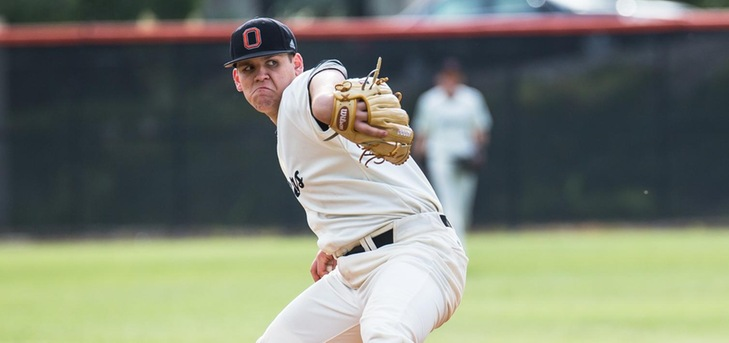 Oxy Baseball Splits at Redlands