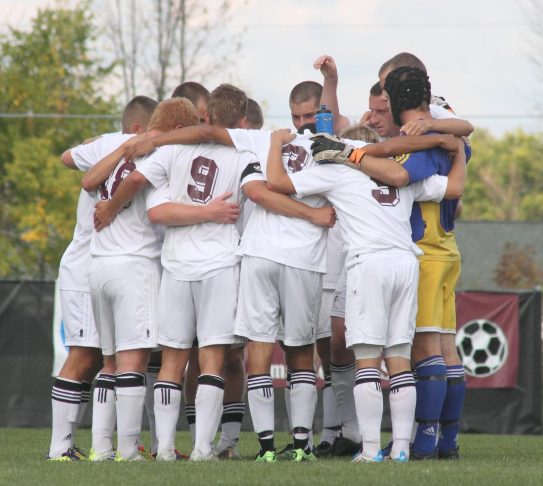 2012 Alma College Men's Soccer Overview