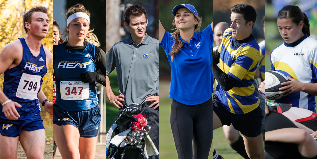 Key dates and schedules for Heat cross country, golf, and rugby
