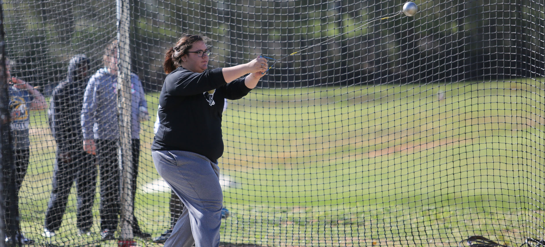 Track and Field Wraps Up Weems Baskin Invitational