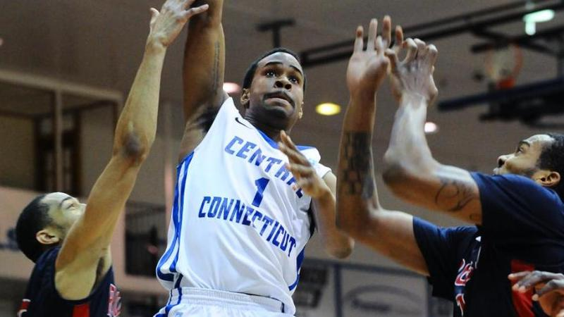 Trio of Blue Devils Honored by NEC