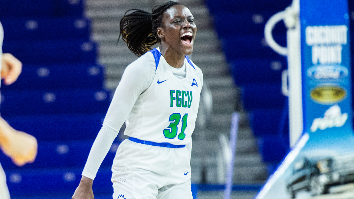 FGCU Pushes Win Streak to Eight Games; JAX & UNA Claim Road Victories in Tuesday's Action
