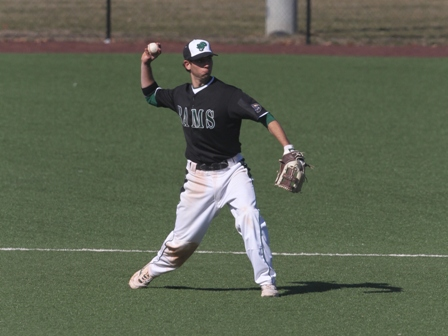 Rams Hold Keene to Four Hits in Home Opener