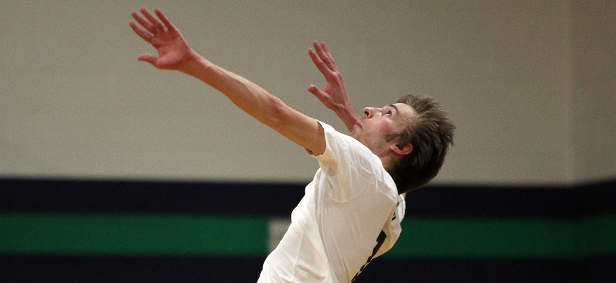 Men's Volleyball Tops Bard College & No. 13 Nationally Ranked MIT
