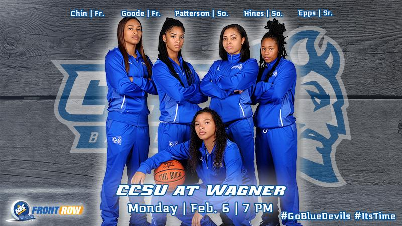 Women's Basketball Faces Off Against Wagner Monday Night