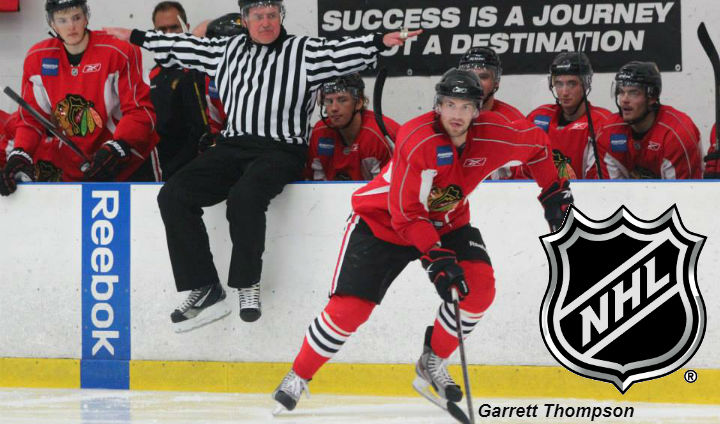 Ferris State Hockey Well Represented At NHL Prospect Development Camps
