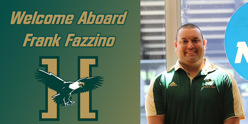 Track & Field Adds Frank Fazzino as Throws Coach