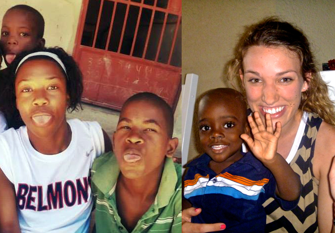 Giving and Receiving: Bryce and Tarrence on Haiti Mission Trips