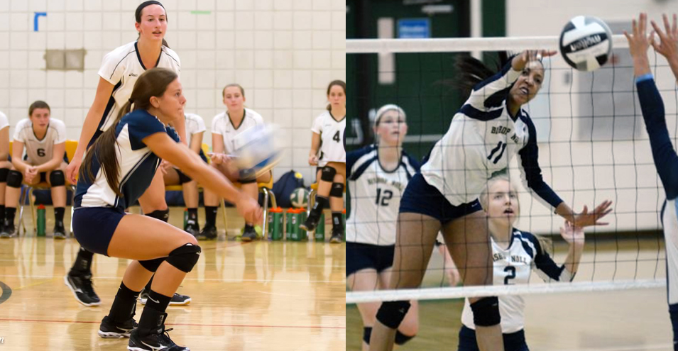 Storm Volleyball Adds Pair to Recruiting Class