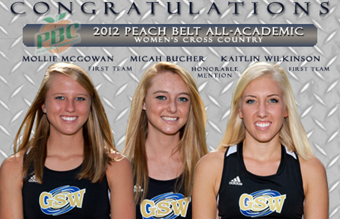 Trio Of Runners Receive Academic Honors
