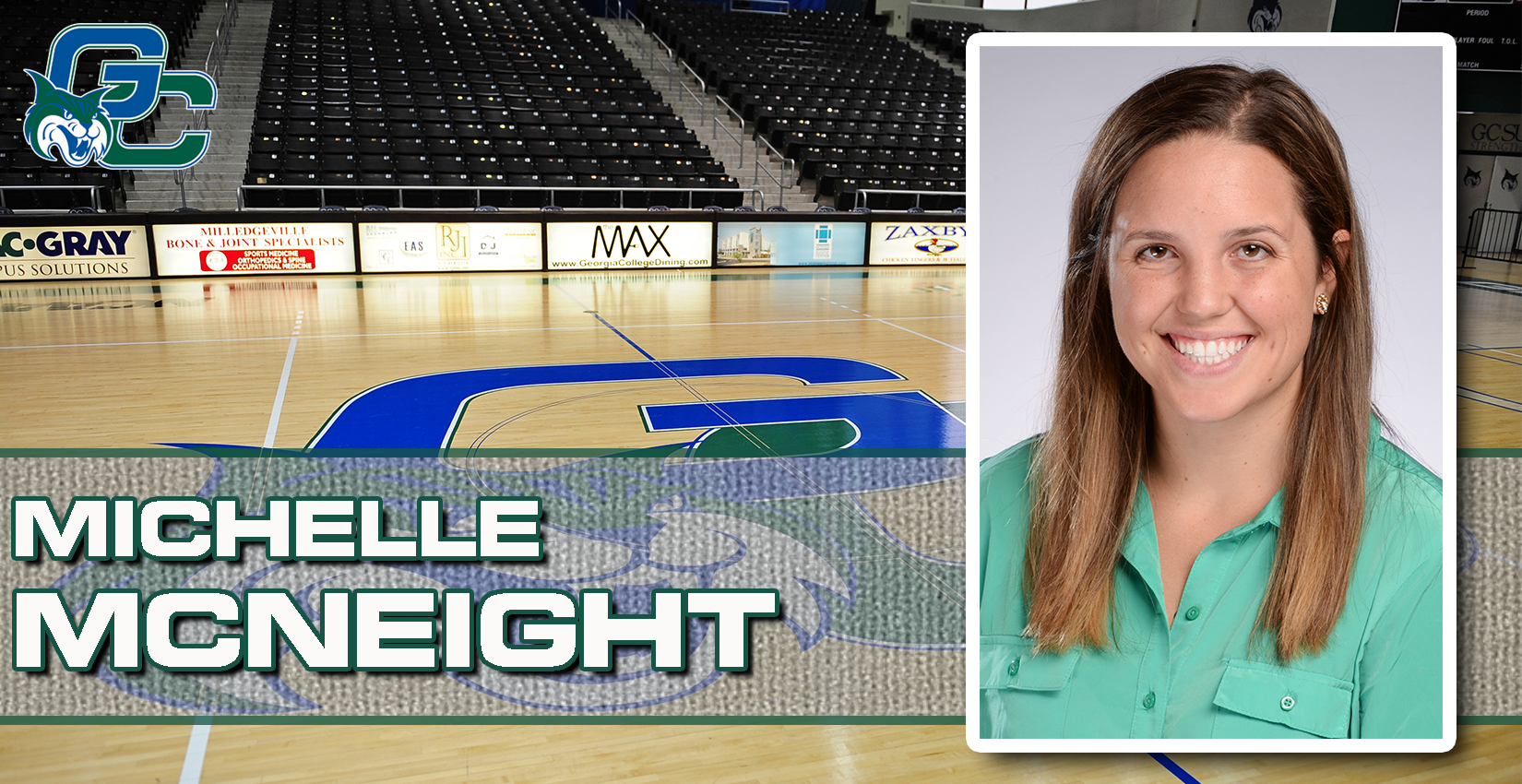 Graduate Assistant Michelle McNeight Bound for NCAA Emerging Leaders Seminar
