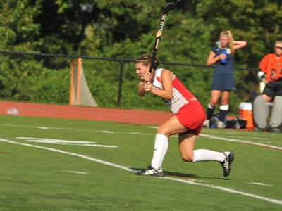 Grumbein earns All-American accolades from NFHCA