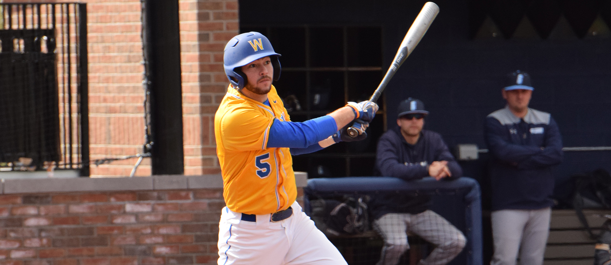 Offense Erupts in Game One as Golden Bears Split Doubleheader With Gordon