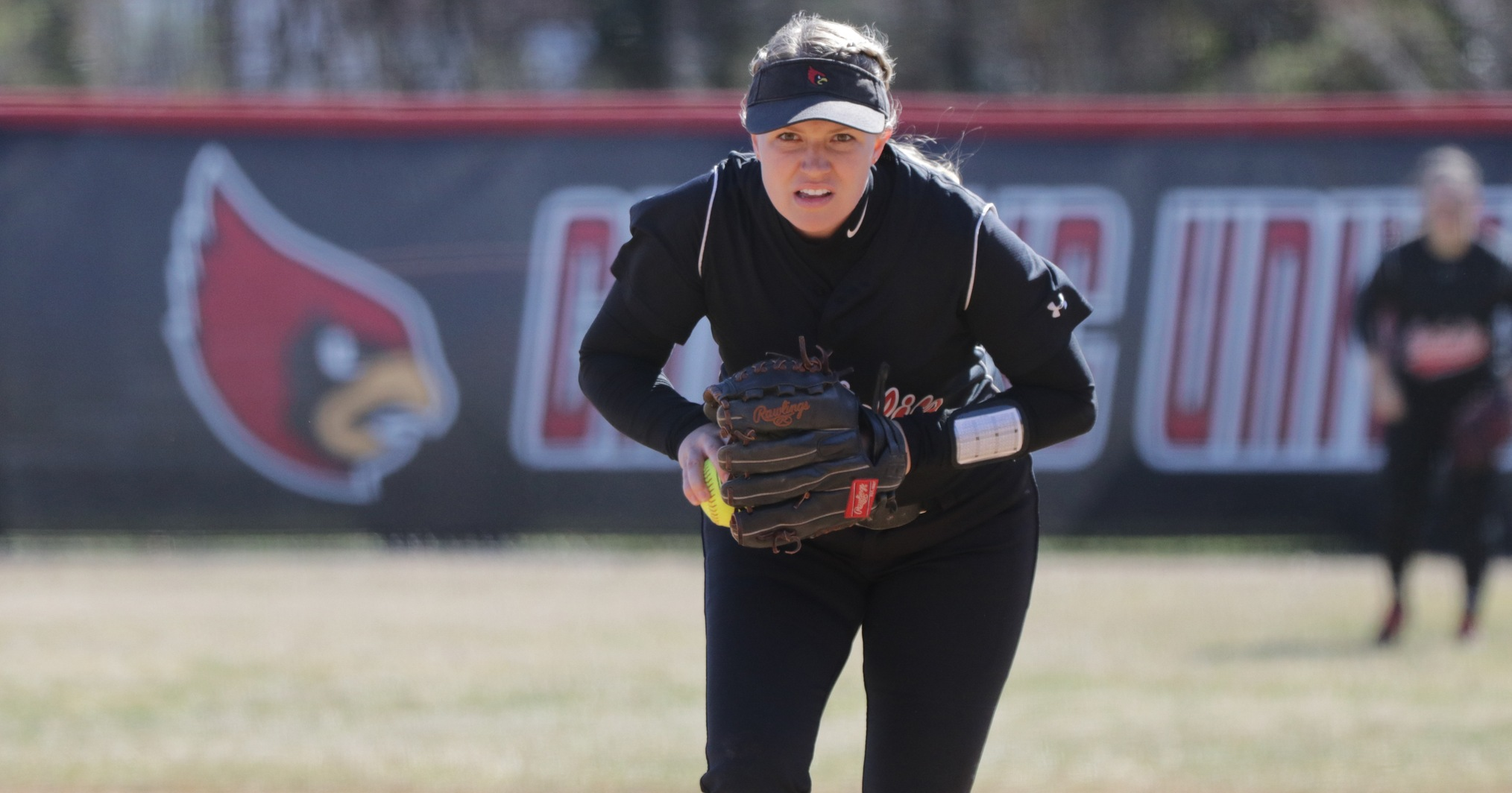 Sturek Leads as Cards Split with Washington College