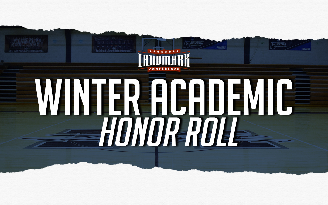 2020 Landmark Conference Winter Academic Honor Roll