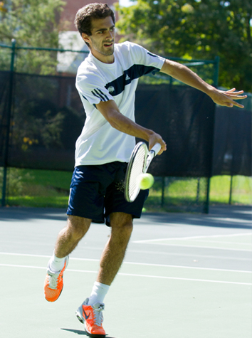 Emory & Henry Men's Tennis Falls to Ohio Northern, 7-2, Sunday Morning