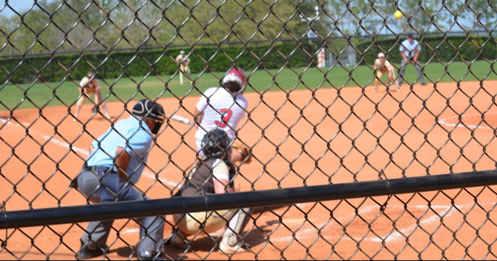Warriors Upended by Chargers in CACC Doubleheader