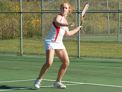 Women's Tennis Wins Fourth-Straight Match