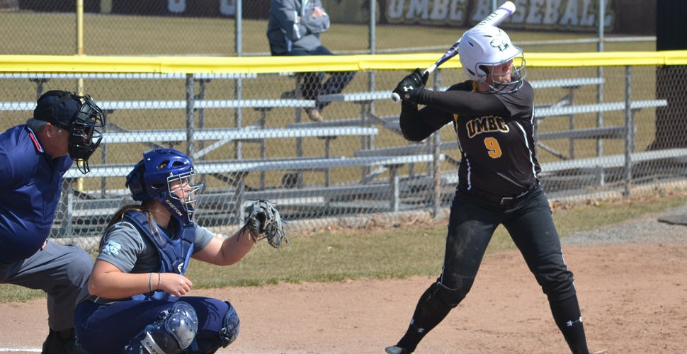 UMBC Softball Completes Series Sweep of Hartford