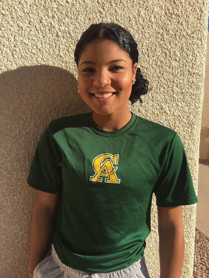 Softball Player of the Week: 1/30