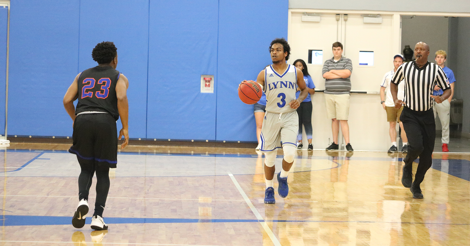 Men's Basketball Routs Florida Memorial in Season Opener