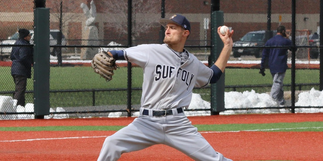 Baseball Shutouts Wentworth, 6-0, in Game 1