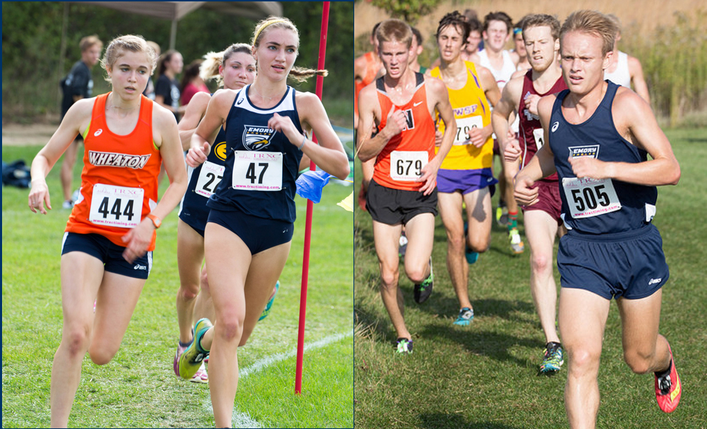Emory Cross Country Teams Eye UAA Championships
