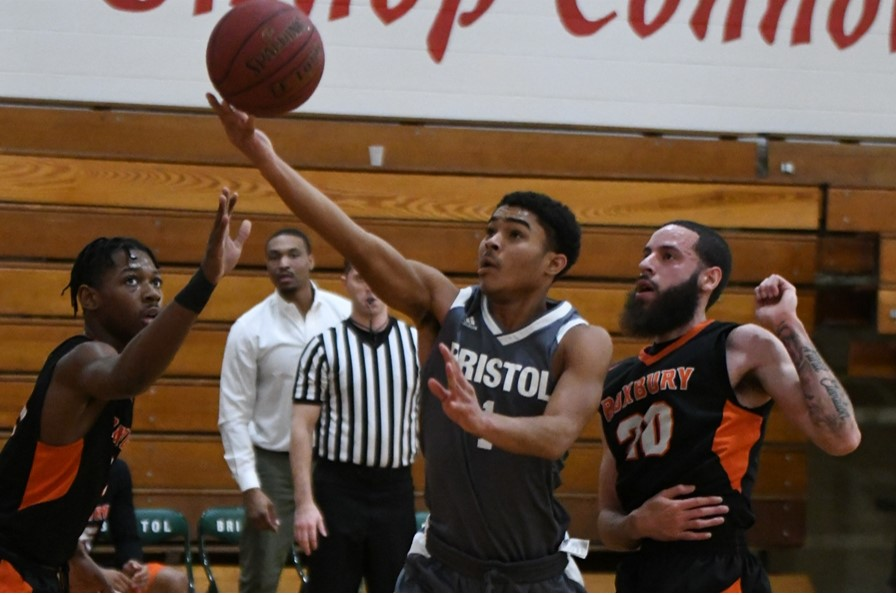 Men's Basketball Wraps Up 1st Half with 102-72 Win Over BFIT
