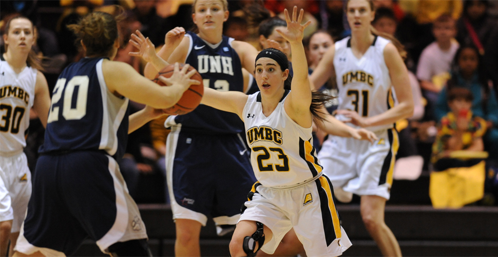 Women's Basketball Continues Road Trip at UMass Lowell