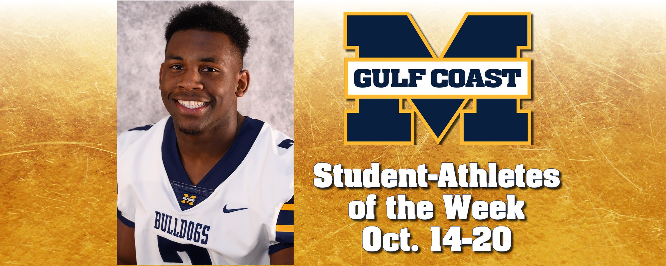 House named MGCCC Student-Athlete of the Week