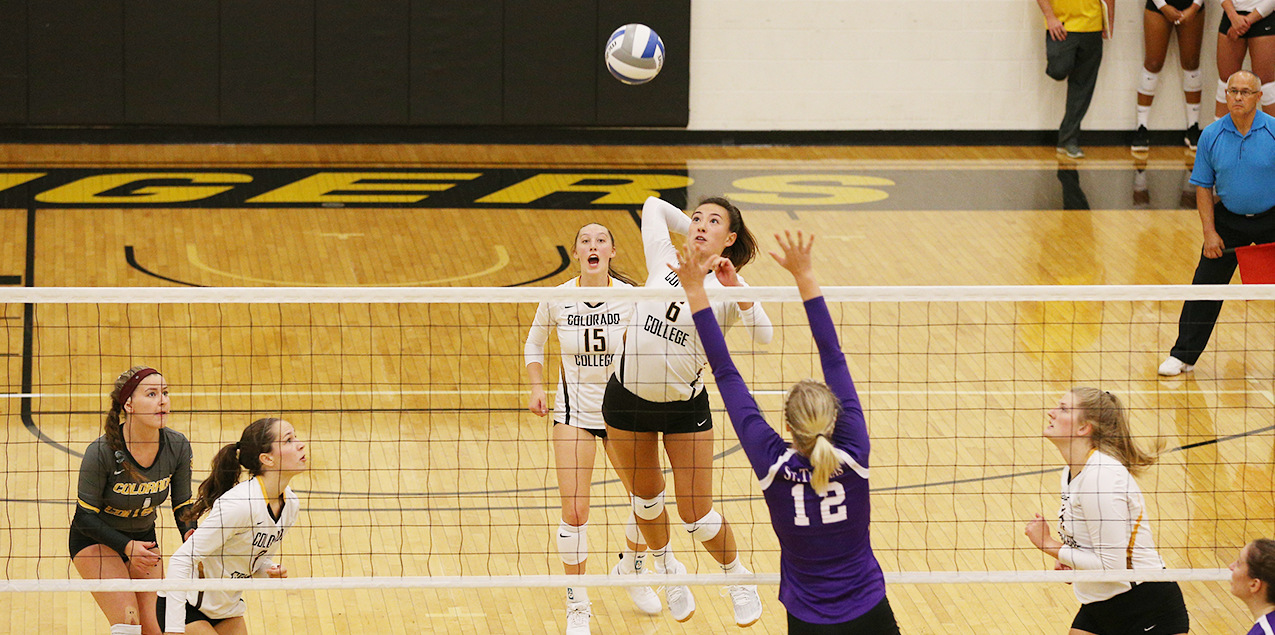 SCAC Volleyball Recap - Week Four