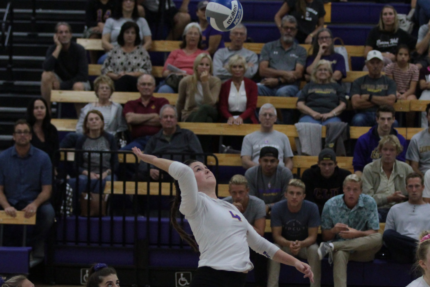 Roberts Fifth Regal with 1,000-plus Kills and Digs