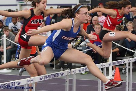 Concordia Track and Field fares well in Chicago