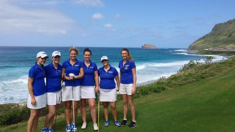 Blue Devils Complete Day One at Hawaii