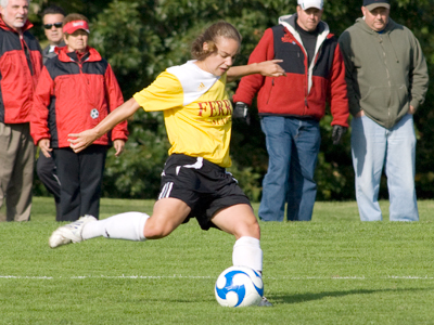 Ellen Phillips and the Bulldogs open their 2009 season this weekend in Minnesota