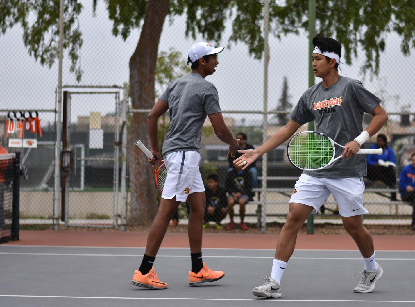Shanker and Wei Crack National Rankings as ITA All-Americans