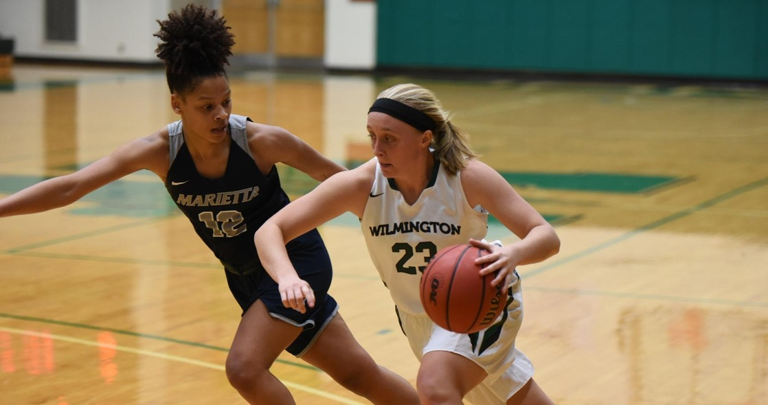 Women's Basketball Heads to Bluffton for McDonald's Holiday Tournament This Weekend