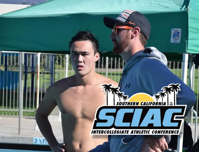 Gallup Named SCIAC Athlete of the Week