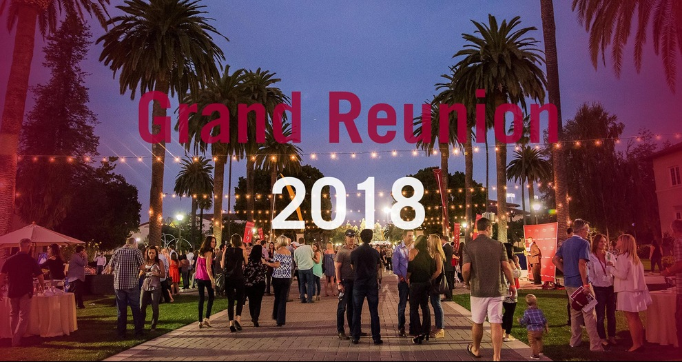 Athletics Events Set for Grand Reunion Weekend