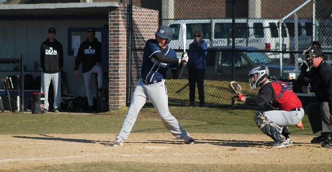 Simone Earns Second MASCAC Baseball Rookie Of The Week Accolade Of Season
