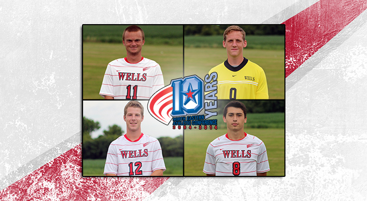 Four Selected To NEAC All-Conference Squads
