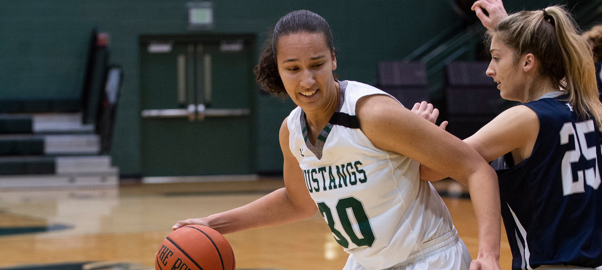 Mustangs Pull Away From Drew for Win in ECAC Opener